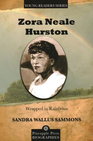 Cover image for the book Zora Neale Hurston
