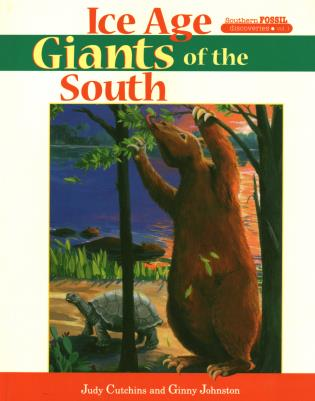 Cover image for the book Ice Age Giants of the South