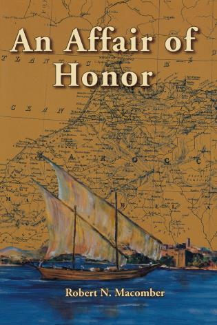 Cover image for the book An Affair of Honor