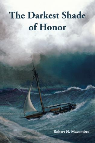 Cover image for the book The Darkest Shade of Honor