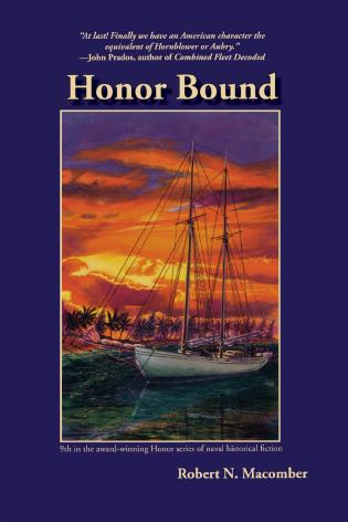 Cover image for the book Honor Bound