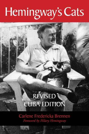 Cover image for the book Hemingway's Cats: Revised Cuba Edition, Second Edition