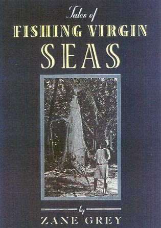 Cover image for the book Tales of Fishing Virgin Seas