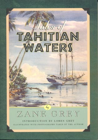 Cover image for the book Tales of Tahitian Waters