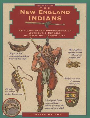 Cover image for the book New England Indians, Second Edition