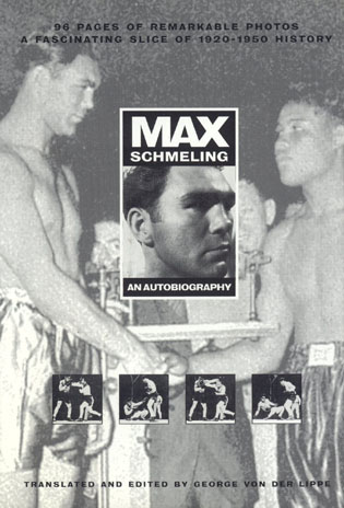 Cover image for the book Max Schmeling: An Autobiography