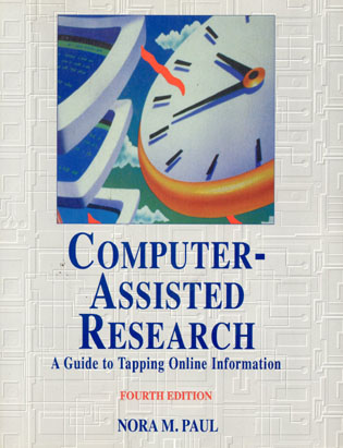 Cover image for the book Computer-Assisted Research, 4th Edition