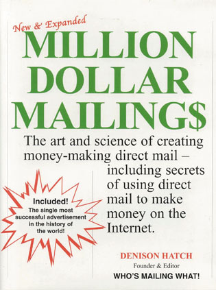 Cover image for the book Million Dollar Mailings