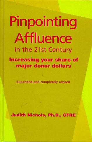 Cover image for the book Pinpointing Affluence in the 21st Century