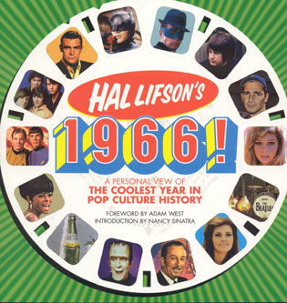 Cover image for the book Hal Lifson's 1966!