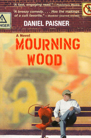 Cover image for the book Mourning Wood: A Novel