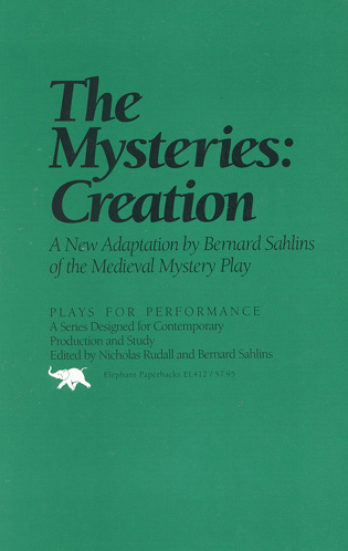 Cover image for the book The Mysteries: Creation