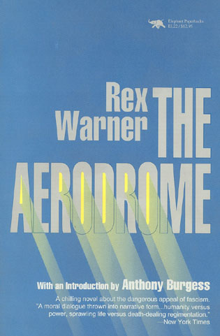 Cover image for the book The Aerodrome: A Love Story