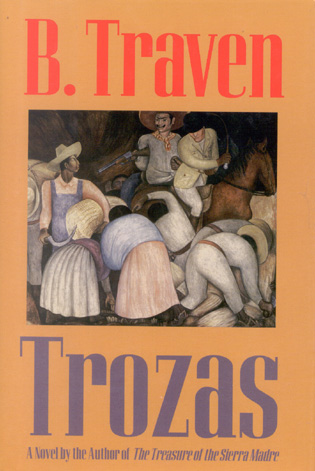 Cover image for the book Trozas