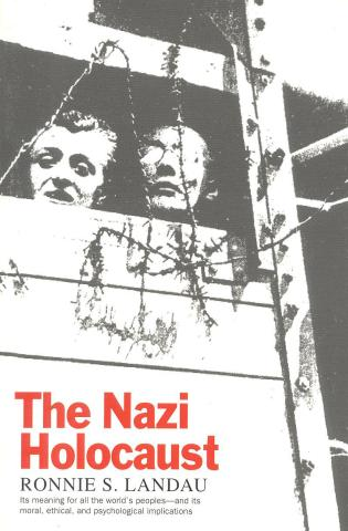 Cover image for the book The Nazi Holocaust
