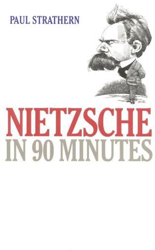 Cover image for the book Nietzsche in 90 Minutes