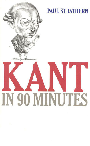 Cover image for the book Kant in 90 Minutes