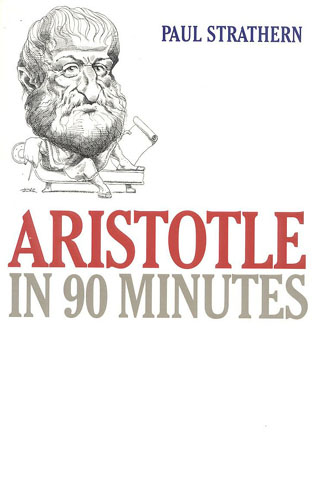 Cover image for the book Aristotle in 90 Minutes