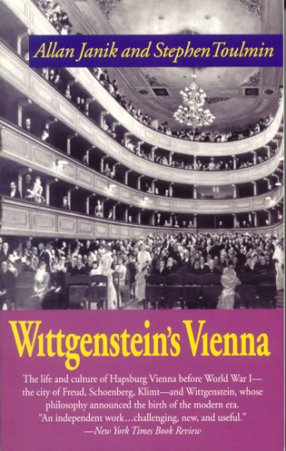 Cover image for the book Wittgenstein's Vienna