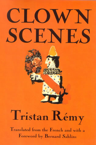 Cover image for the book Clown Scenes