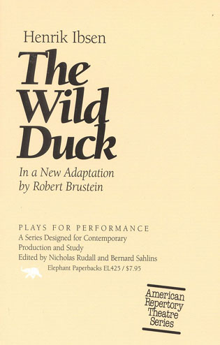 Cover image for the book The Wild Duck