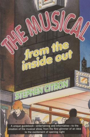 Cover image for the book The Musical from the Inside Out