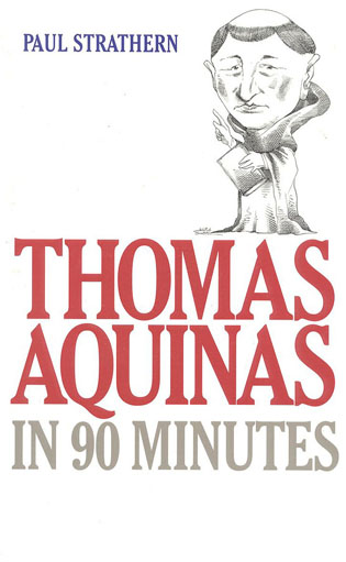 Cover image for the book Thomas Aquinas in 90 Minutes