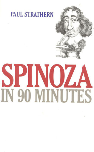 Cover image for the book Spinoza in 90 Minutes