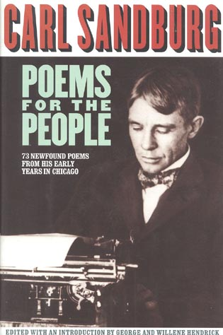Cover image for the book Poems for the People