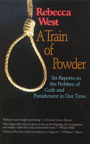 Cover image for the book A Train of Powder
