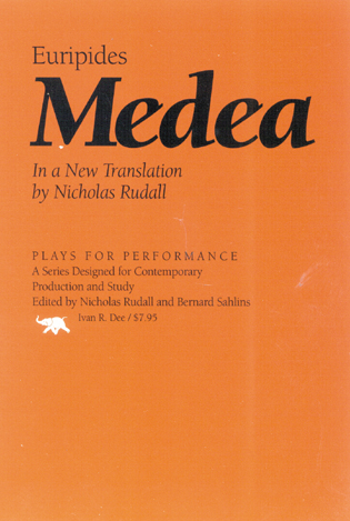 Cover image for the book Medea