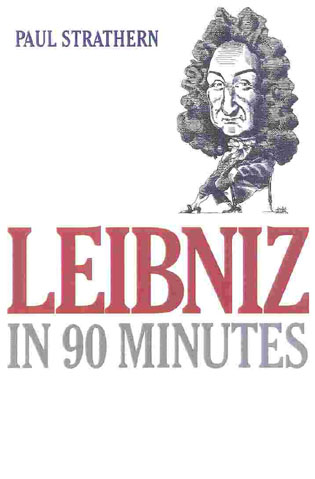 Cover image for the book Leibniz in 90 Minutes