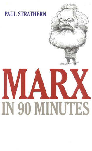 Cover image for the book Marx in 90 Minutes