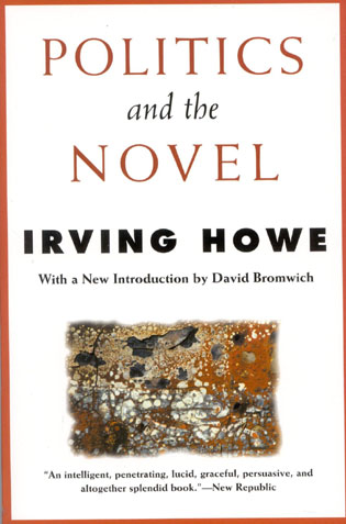 Cover image for the book Politics and the Novel