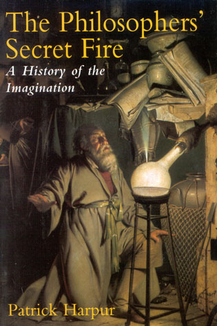Cover image for the book The Philosopher's Secret Fire: A History of the Imagination