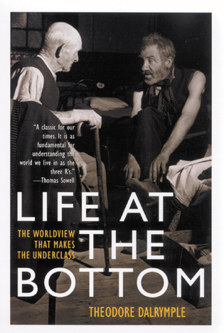 Cover image for the book Life at the Bottom: The Worldview That Makes the Underclass