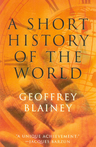 Cover image for the book A Short History of the World
