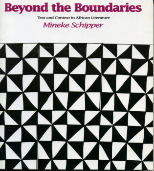 Cover image for the book Beyond the Boundaries: Text and Context in African Literature