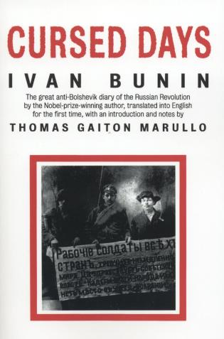 Cover image for the book Cursed Days: Diary of a Revolution