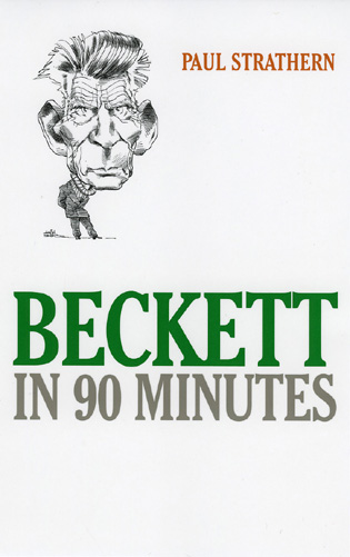 Cover image for the book Beckett in 90 Minutes