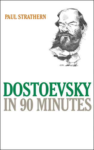 Cover image for the book Dostoevsky in 90 Minutes