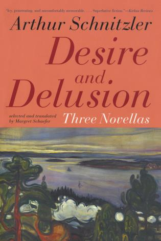 Cover image for the book Desire and Delusion: Three Novellas