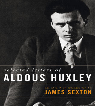 Cover image for the book Selected Letters of Aldous