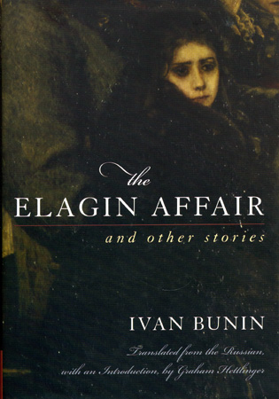 Cover image for the book The Elagin Affair: And Other Stories