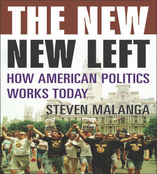 Cover image for the book The New New Left: How American Politics Works Today