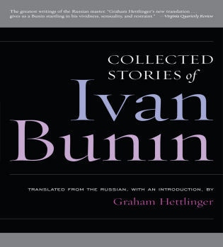 Cover image for the book Collected Stories of Ivan Bunin