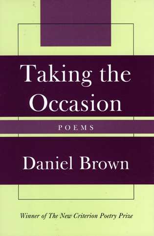 Cover image for the book Taking the Occasion