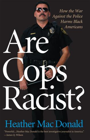 Cover image for the book Are Cops Racist?