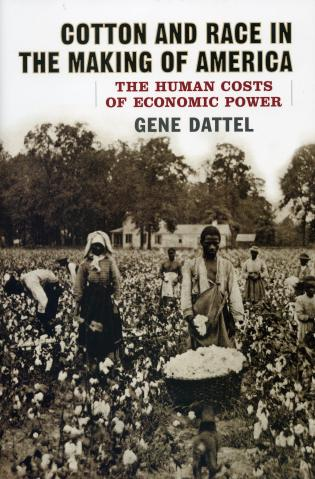 Cover image for the book Cotton and Race in the Making of America: The Human Costs of Economic Power