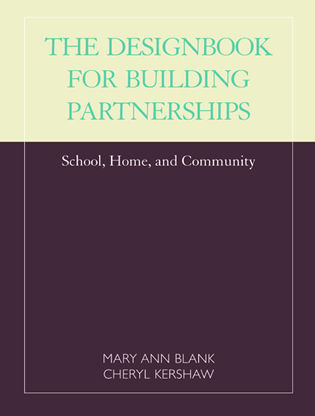 Cover image for the book Designbook for Building Partnerships: School, Home, and Community